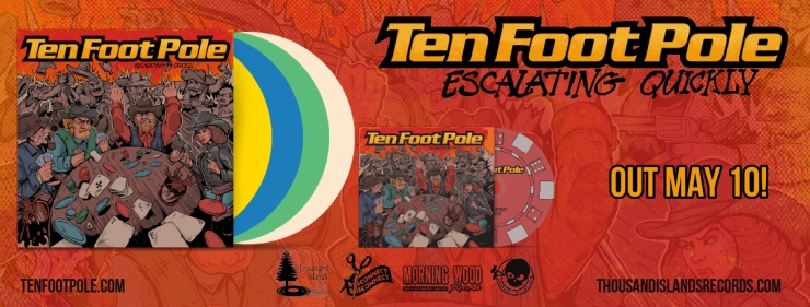 00 - Ten Foot Pole - FB Cover